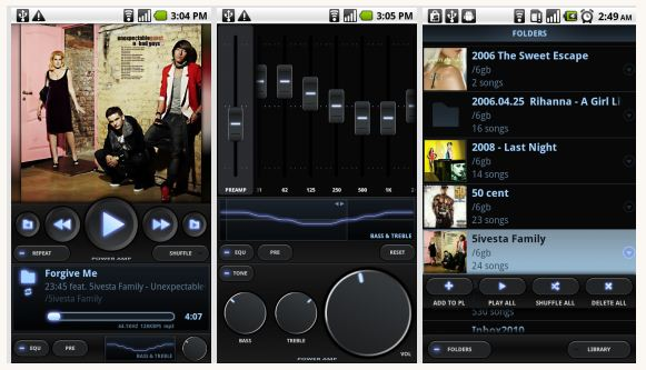 PowerAmp Full Android