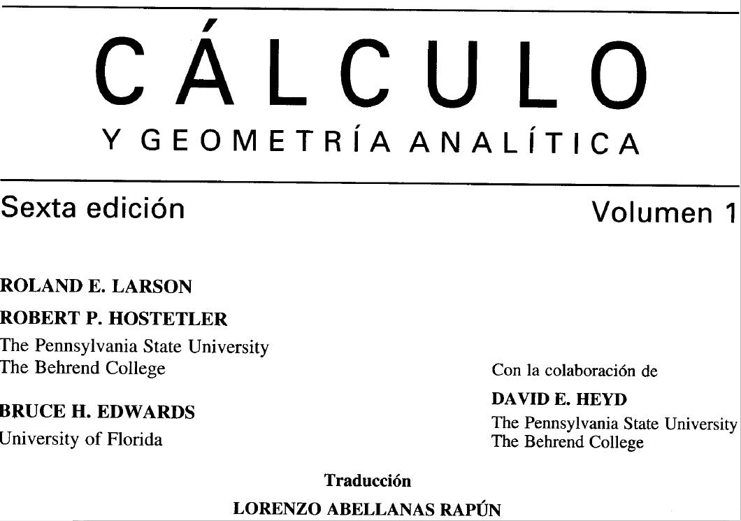 calculo II multivariable larson  - Mediafire