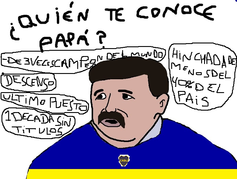 """Campaña """"mufa"""" contra River Plate"""