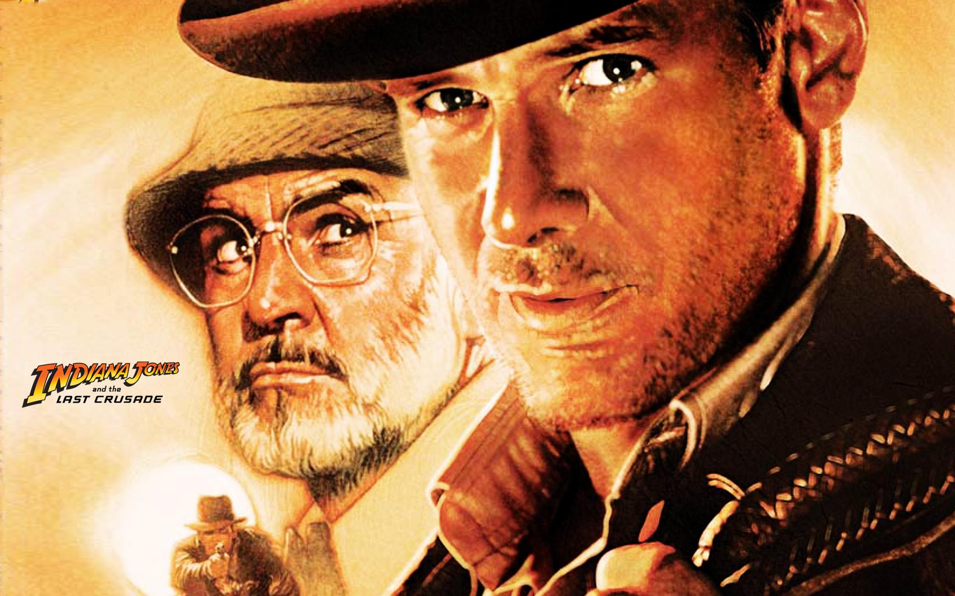 Saga Indiana Jones 1-4 1981-2008 HD 1080 Ing-Lat MEGA