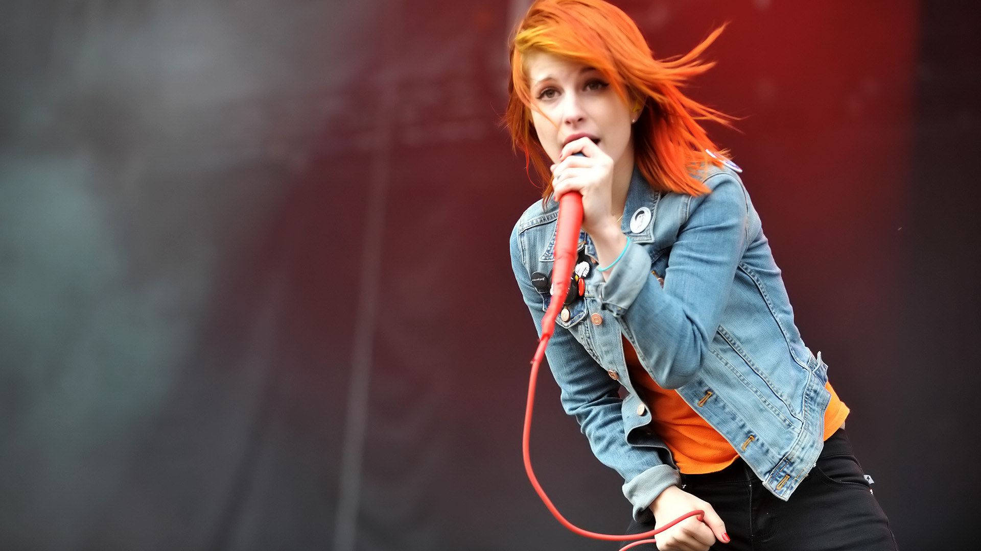 Hayley from Paramore yelyahwilliams