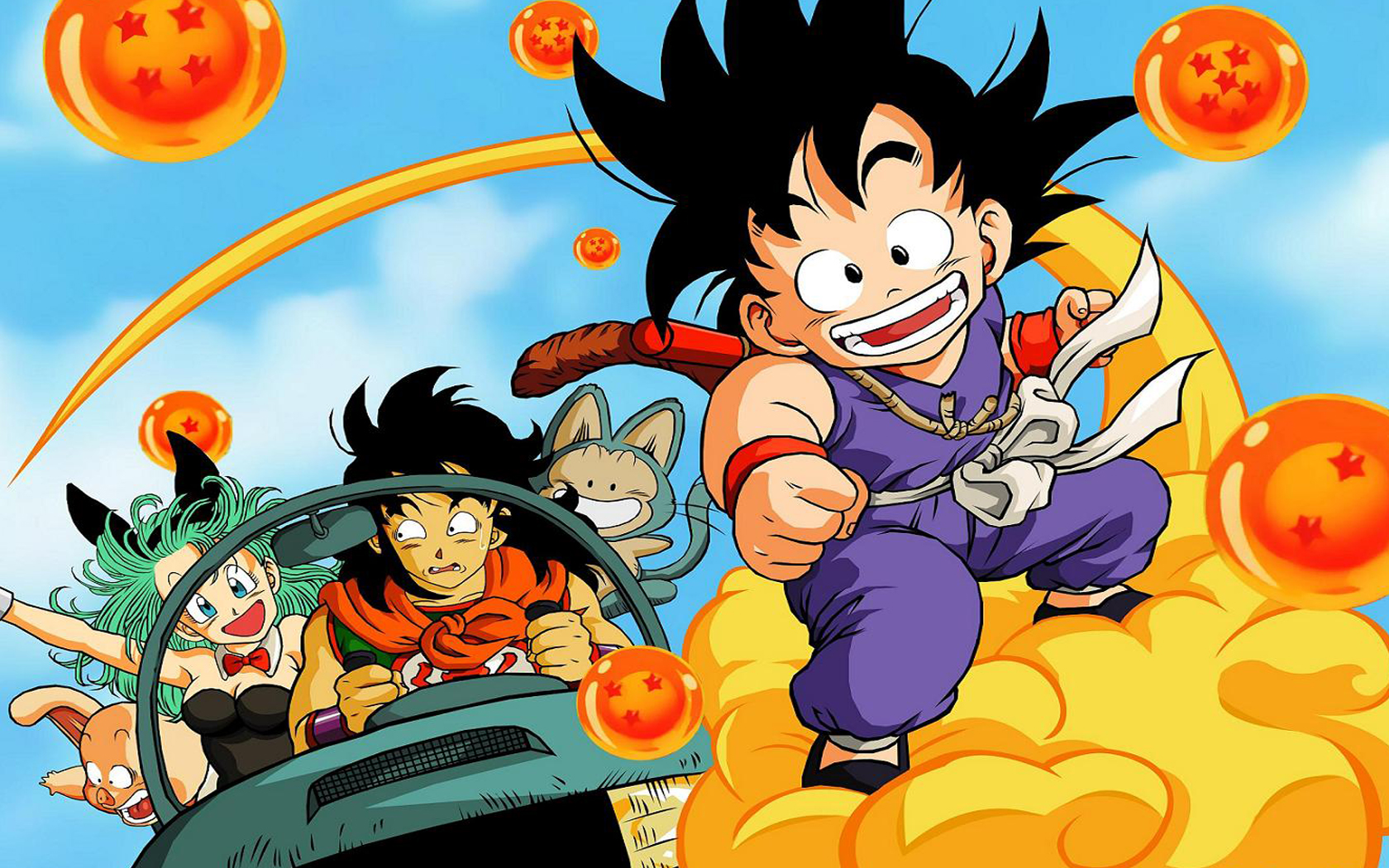 Dragon Ball Completa 153/153 Español Latino AVI HDTV MEGA